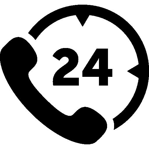 Phục vụ 24/7