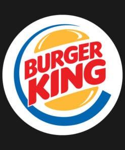 Bản thiết kế logo Burger King