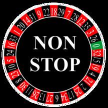 Bản thiết kế logo Nonstop dạng vector