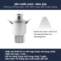 thông tin đèn 35w âm trần