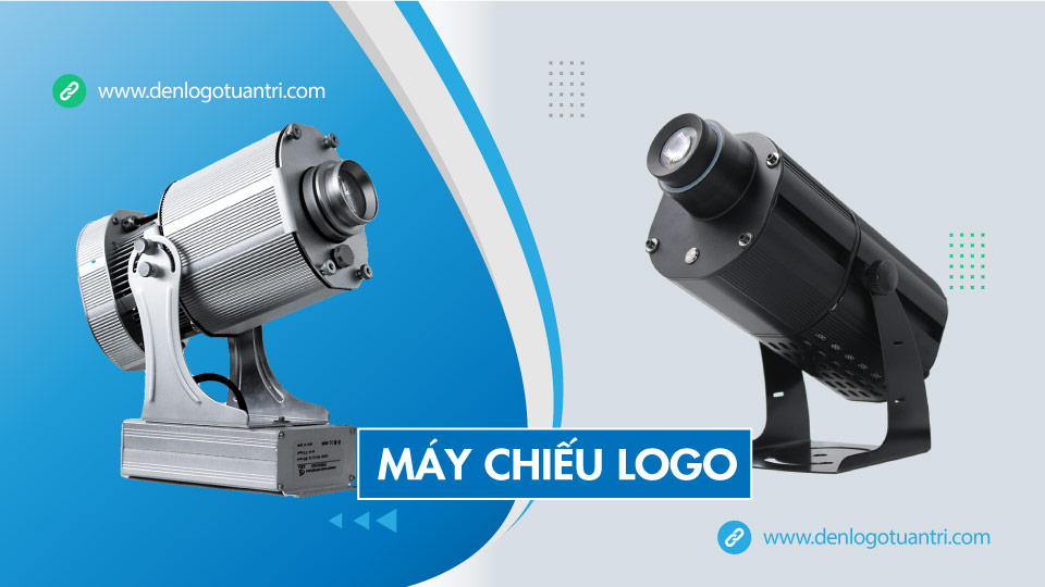 máy chiếu logo