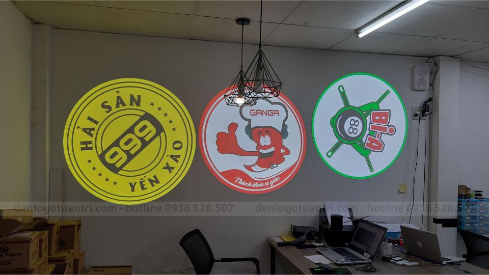Đèn logo thươn hiệu Tuấn Trí
