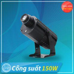 Đèn chiếu logo công suất 150w